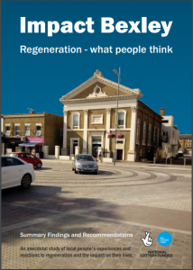 Impact Bexley: Regeration - What People Think