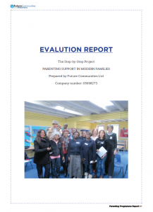 Parenting Support in Modern Families Evaluation Report